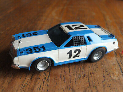 MINT Aurora FORD Thunderbird STOCKER, Magna-chassis Cleaned, Ho Tomy Car Afx • 29.99£