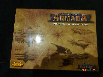 Battlefleet Gothic Armada Supplement Book • 45£