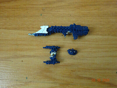 Battlefleet Gothic Imperial Dauntless Class Light Cruiser OOP /1 • 22£