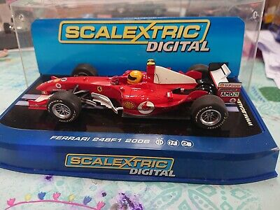 Scalextric C2752d Ferrari F1 2006 Digital Used • 25£