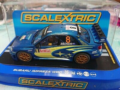 Scalextric C2884 Subaru Impreza, Used Boxed • 20£
