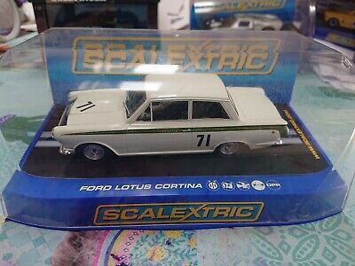 Scalextric C2913 Jim Clark Lotus Cortina Mib • 52£