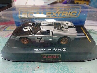 Scalextric C2917 Ford Gt40 Le Man's 66 Mib • 40£