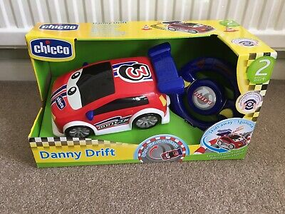 Chicco Danny Drift NEW And BOXED Remote Control Car Age 2 Years Plus • 10£