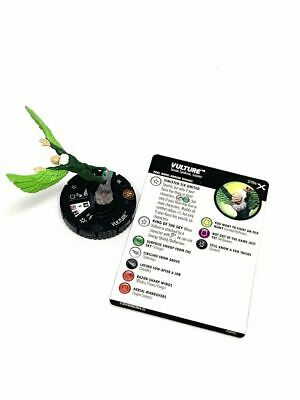 019a Earth X - Vulture - Uncommon HeroClix • 1.52£