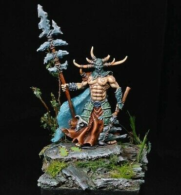 Confrontation Kelt Sessair Tanath, The Young Horned One: Warhammer Darkoath • 99.99£