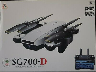 SG700-D FPV RC Drone With HD Wide Angle Camera. Shipped From UK. Fast Delivery. • 33£