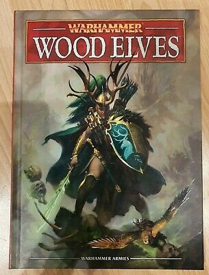 Wood Elves 8th Edition Army Book - Warhammer Fantasy • 38£