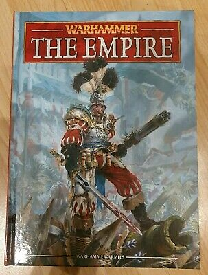 The Empire 8th Edition Army Book - Warhammer Fantasy  • 38£