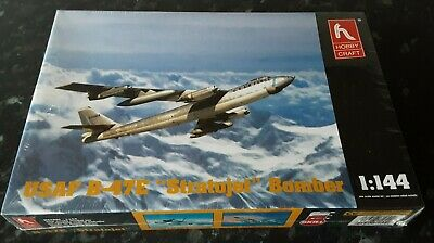 New Sealed Hobby Craft USAF B-47E Stratojet Bomber Vintage Model Kit  • 16£