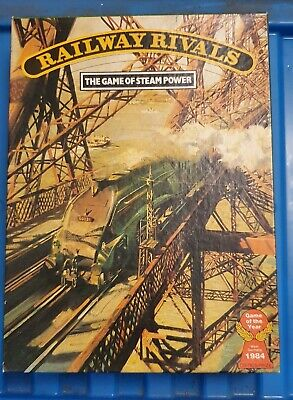 Railway Rivals - Board Game (complete) • 5£