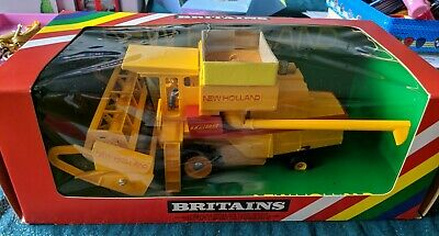 Britains Toys NOS 9575 New Holland Combine Harvester. 1:32 Model • 31.55£
