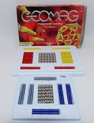 Geomag Magnetic Construction Two Sets 96 Pieces + 60 Pieces • 14.99£