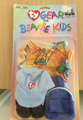 TY Gear For Beanies Kids Sealed • 8.99£