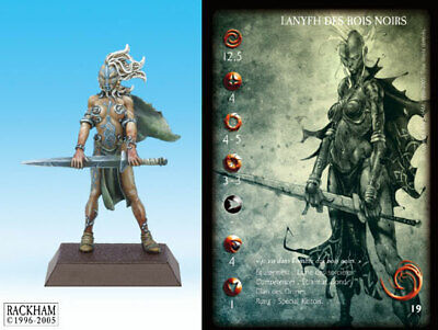 Confrontation Kelt Drune Lanyfh Of The Black Woods: Warhammer Chaos Barbarian • 99.99£