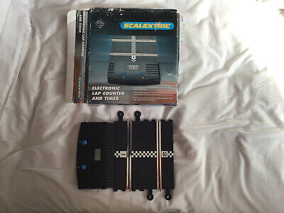 Scalextric Electronic Lap Counter And Timer 8045 • 10£