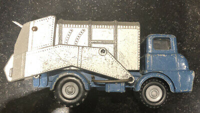 Budgie No 274 Refuse Truck • 14£
