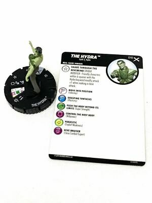 010Earth X - The Hydra - Common HeroClix • 1.52£
