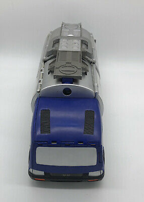 Micro Machines Super Stunt Cascades City Tanker Truck Playset • 19£
