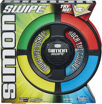 Hasbro Gaming Simon Swipe - Boxed / New  • 14.99£