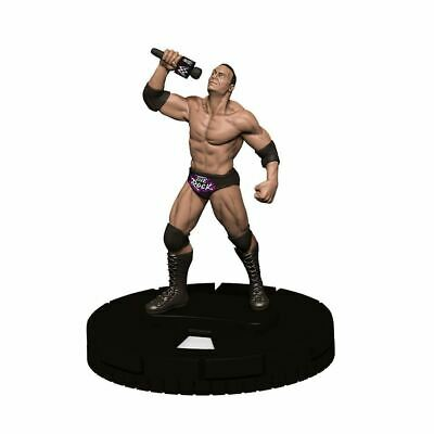 WWE HeroClix Expansion Pack: The Rock • 6.56£