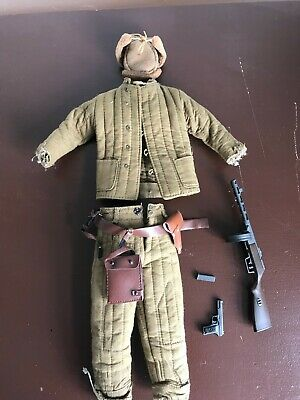 WW2 USSR Infantry Kit 1/6 • 6£