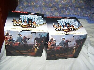 King & Country Limited Edition NA158 Napoleon & His Generals Diorama Boxed  • 229.99£
