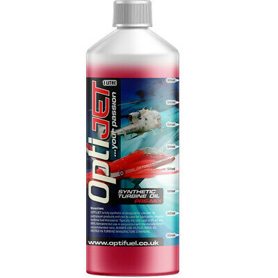 Optifuel Optijet Synthetic Turbine Oil Pre-Mix 1L OPTI-Premix • 20.68£