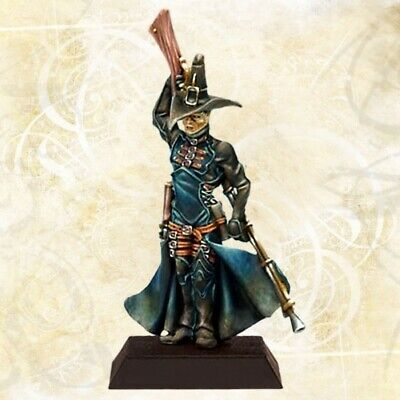 Confrontation Griffin Garell The Redeemer: Warhammer Empire Witch Hunter • 39.99£