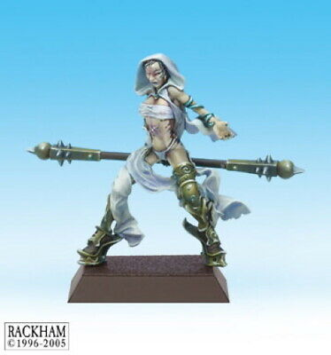 Confrontation Ophidian Ayane Syhee: Warhammer Chaos Slaanesh Champion, Priestess • 59.99£