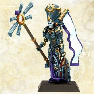 Confrontation Griffin Priestess Of Steel (D&D Cleric, Warhammer 40k Missionary) • 49.99£