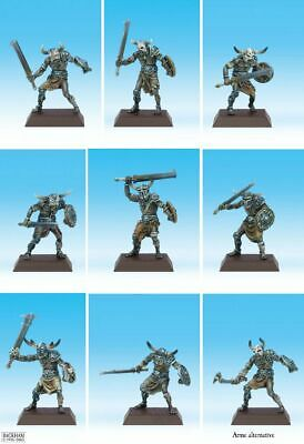 Confrontation Kelt Drune Warriors Of Caer Maed: Warhammer Chaos Marauders • 189.99£