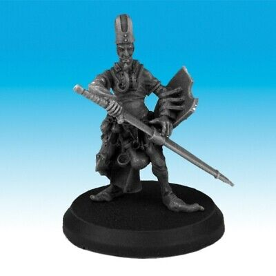 Confrontation Cadwallon Militia Man With Sword & Shield (Warhammer Dogs Of War) • 49.99£