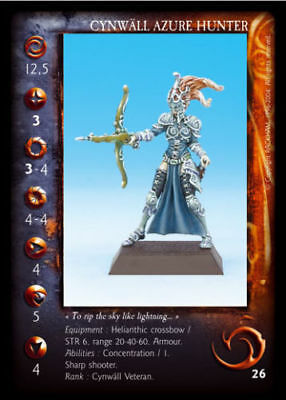 Confrontation Cynwall Elves Azure Hunters (Warhammer High Elf, Lumineth Elves) • 69.99£