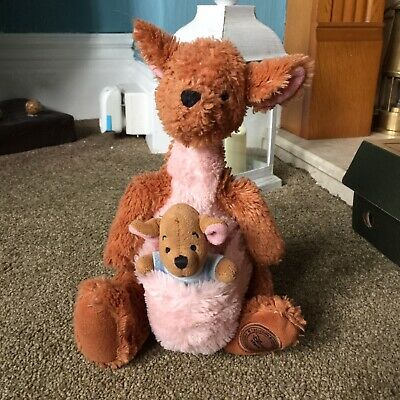 Disney Kanga And Baby Roo Rare And Lovely Used Condition • 10.50£