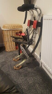 Powerizer Jumping Stilts / Kangaroo Boots Used  Condition Please See Pics • 20£