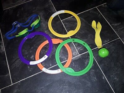 Kids Diving/Swimming Rings • 0.99£