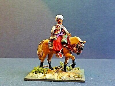28mm  Napoleonic Officer Mamluks Of The Guard       Painted • 17£