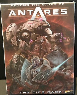 Beyond The Gates Of Antares Dice Game Warlord Games 2016   • 12£
