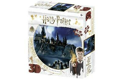Harry Potter Hogwarts 3D Lenticular 500 Pieces Jigsaw Puzzle HP32515 • 12.99£