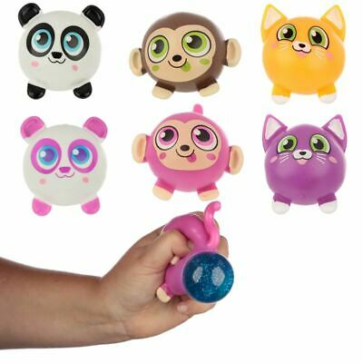 Squeezy Glitter Pooping Cute Animals, Christmas Gift/Present/Stocking Filler • 3.50£