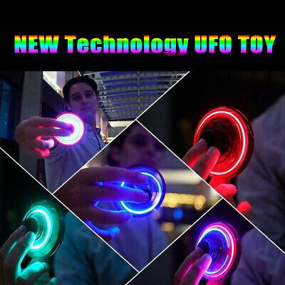 360° Mini Drone UFO Aircraft Smart Hand Controlled For Kids Flying Toy Xmas Gift • 9.79£
