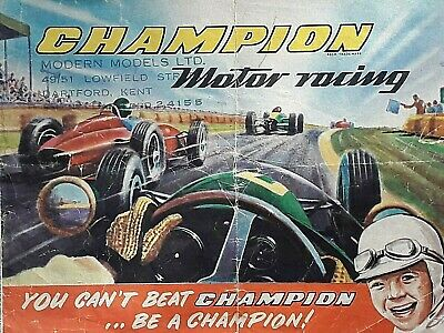 Champion Slot Car Motor Racing By Jouef Playcraft - Parts • 18£