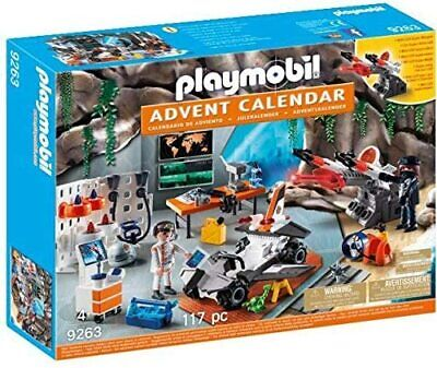 Playmobil Advent Calendar Top Agents With LED Super Weapon - 117pc Set  • 14.95£