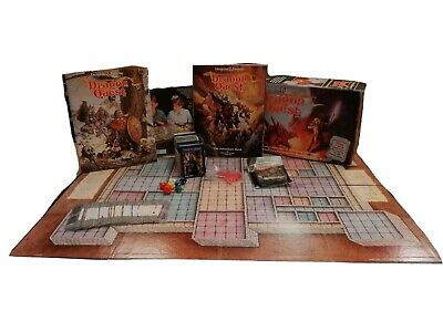 TSR Dungeons & Dragons Dragon Quest Board Game Unplayed Complete Ral Partha • 34.99£