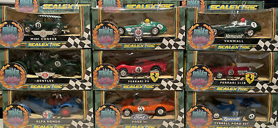Scalextric The Power And The Glory • 175£