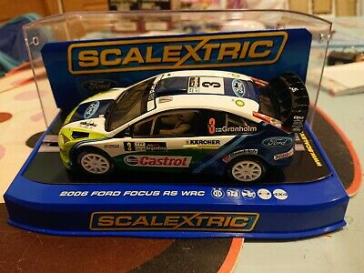 Scalextric C2802 Ford Focus, Used Boxed • 20£
