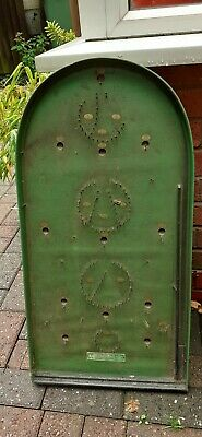Vintage Corinthian Bagatelle Board For Restoration • 4.60£