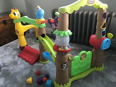 Little Tikes Activity Garden Tree House Welcome To The Jungle  • 30£