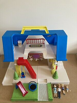 Little Tikes  Dolls House With Family And Accessories Great Condition • 30£